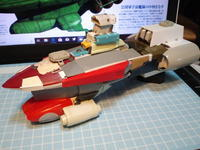 0820 - Hyper weapon models 模型とメカとクリーチャーと……
