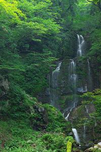 上山高原にて~お面ケ滝~ - 但馬・写真日和