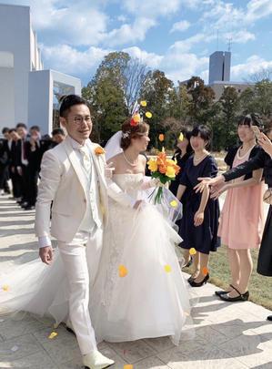 山本様、ご結婚おめでとう?? - 皆さんの、面白く楽しい作品創りのお手伝いをお待しています。