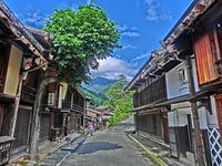 木曽路 妻籠宿 (4)  青春18きっぷの旅 - 多分駄文のオジサン旅日記 2.0