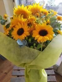 夏の花束 - ブランシュのはなたち