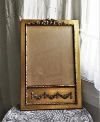 木製金彩額933 - スペイン・バルセロナ・アンティーク gyu's shop