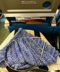 今日からちょっと避暑に - セーターが編みたい!