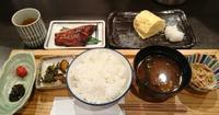 人形町田酔六本木分店で銀しゃり定食ランチ@六本木ヒルズ - カステラさん
