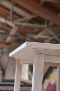 木の家具 - 家具工房モク・木の家具ギャラリー 『工房だより』