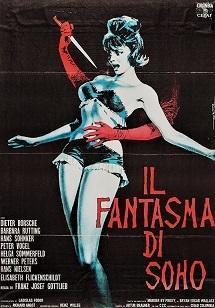 「The Phantom of Soho」 Das phantom von Soho  (1964) - なかざわひでゆき の毎日が映画三昧