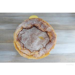 マンゴーのらスフレチーズケーキ - cuisine18 晴れのち晴れ