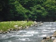 2019年7月の鯛生川・三隈川・矢部川は、こんな感じ - 川と海と友
