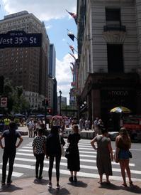 """メイシーズ店内ストーリーの第二弾テーマ、""""Outdoor""""への道(アウトドア、野外) - ニューヨークの遊び方"""