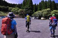 2019夏北九州遠征英彦山~修験の道参り~ - きりしまゆるHike