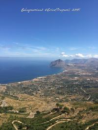久々のエリチェ訪問はボローニャの友人と共に - ボローニャとシチリアのあいだで2