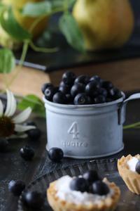 ブルーベリーの収穫 - ゆきなそう  猫とガーデニングの日記