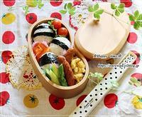 何もない日のおにぎり弁当と旅日記①♪ - ☆Happy time☆