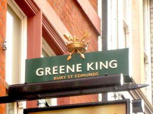 香港の投資会社が英ブルワリー&パブチェーン、グリーン・キングを買収! - イギリスの食、イギリスの料理&菓子