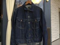 60's Lee 101-J denim jacket (mint condition) - BUTTON UP clothing