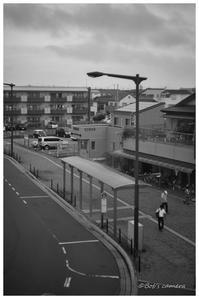 駅前ロータリー - BobのCamera