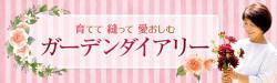 ◆ハルメク連載・・・第18回 『白とブルーの花たちが主役の・・・初夏の庭 』 - Soleilの庭あそび・・・布あそび♪