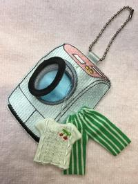 乙女洗濯機(^^) - ソライロ刺繍