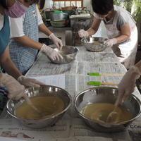 手作り石けんレッスンについて - sola og planta ハーバリストの作業小屋