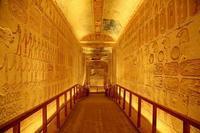 新王国時代の歴代の王が眠る王家の谷(エジプト、ルクソール) - 旅プラスの日記