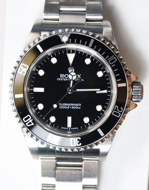 ROLEX SUBMARINER  Cal.3130 - 時計修理の佐藤時計店