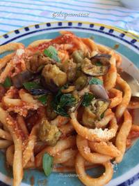 懐かしのマンマの味、マッケローニ - ボローニャとシチリアのあいだで2