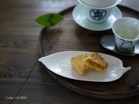 中国茶会の準備 - お茶をどうぞ♪