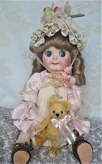 Doll`s fiend bear - Country House