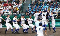履正社 夏大会初優勝が流れを呼ぶ - ファン歴47年 神宮の杜