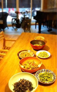 出張シェフ夏野菜料理のオンパレード♪ - Coucou a table!      クク アターブル!