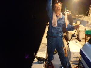 沖は、風波強し。 - 海王流|鳥取県赤碕の遊漁船「海王丸」