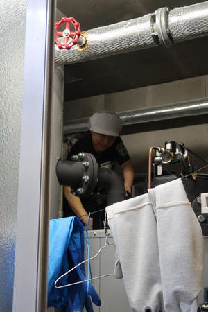 2019 8月 製造部 - 【日直田酒】 - 西田酒造店blog -