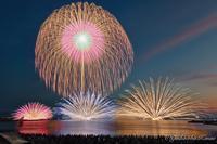 三国花火大会 - 写真ブログ「四季の詩」