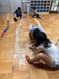 リベンジ!スティクボム - 枚方市・八幡市 子どもの教室・すべての子どもたちの可能性を親子で感じる能力開発教室Wake(ウェイク)