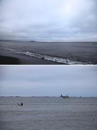 2019/08/22(THU) 風が涼しい朝です。 - SURF RESEARCH