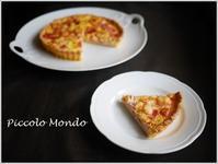 キッシュロレーヌ♪ - Romy's Mondo ~料理教室主宰Romyの世界~