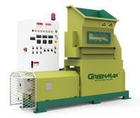 GREENMAX発泡スチロール減容機紹介 - 発泡スチロール,リサイクル,処理,買取,溶かす,再生