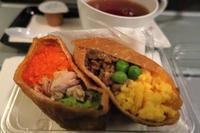 シンガポール航空機内食 - かなりんたび