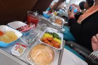 ガルーダインドネシア航空機内食 - かなりんたび