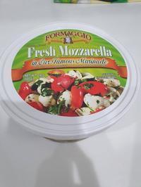 コストコのモッツァレラチーズが美味しい~自宅で気分はイタリアン~♪ - メイフェの幸せ&美味しいいっぱい~in 台湾