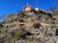 教会へ続く石段 - ふらりぶらりの旅日記