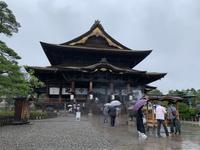 善光寺の散策 - 散歩ガイド
