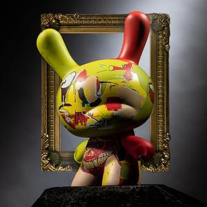 ジャン=ミシェル・バスキアの新8インチ・ダニー、8月23日発売 - 下呂温泉 留之助商店 店主のブログ