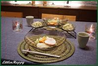 野菜たっぷり!我が家の冷麺 - ~Little Happy~