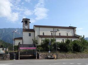 ヴィーゴ・カヴェーディネのオルガンVigo Cavedine - オルガニスト愛のイタリア山小屋生活