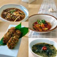 我が家の韓国料理教室 お席のご案内です - 今日も食べようキムチっ子クラブ (料理研究家 結城奈佳の韓国料理教室)