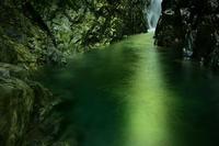 緑の渓黒石谷 - 峰さんの山あるき