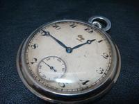 アンティーク懐中時計SPM製 - アンティーク(骨董) テンナイン