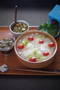 夏に食べたい麺 - The Lynne's MealtimesⅡ