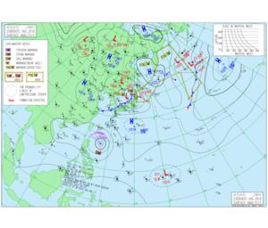 新たな熱帯低気圧になっちゃう!?(台風12号になるかも?) - LILOANでお局三昧!
